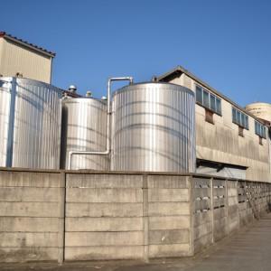 内堀醸造工場周り